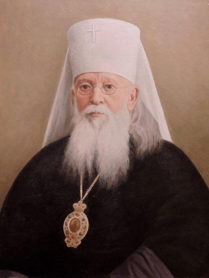 Акафист святителю и исповеднику Агафангелу, митрополиту Ярославскому и Ростовскому