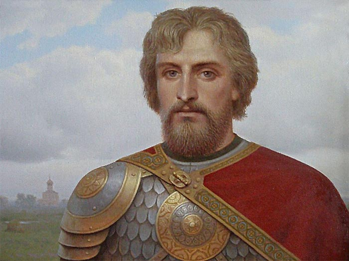 Акафист святому благоверному князю Александру Невскому