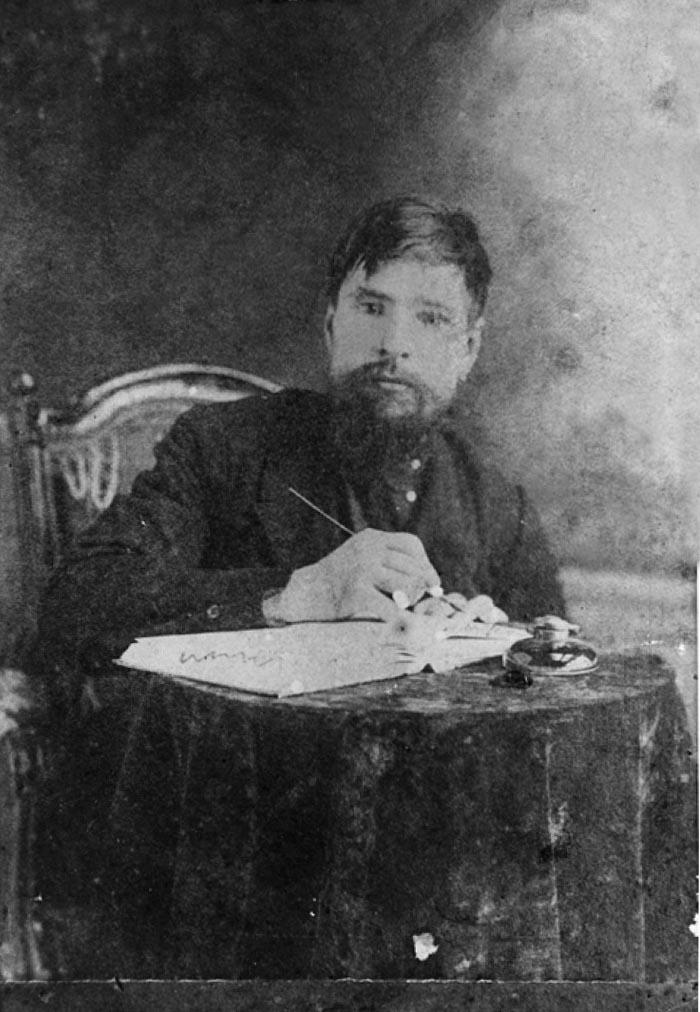 Акафист святому мученику Алексию Елнатскому