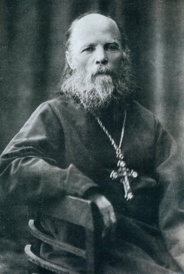Молитвы святому праведному Алексию Мечеву, пресвитеру Московскому