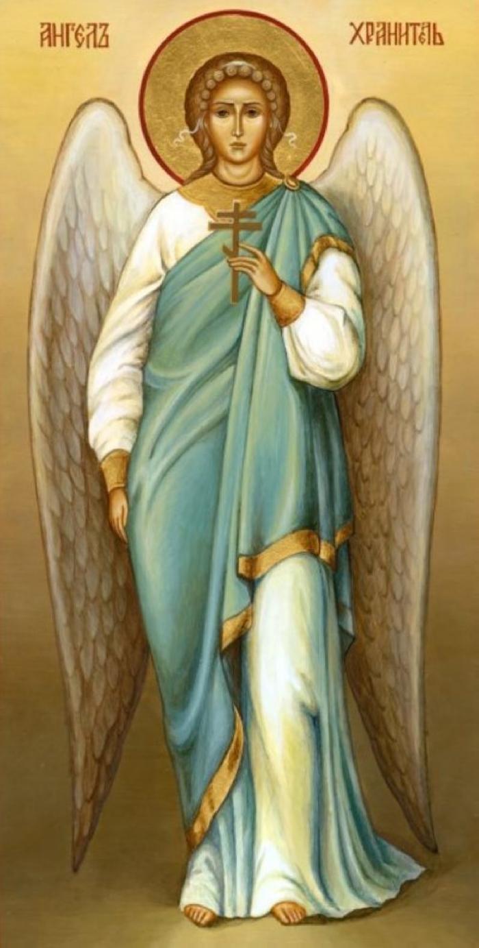 Акафист святому Ангелу-Хранителю