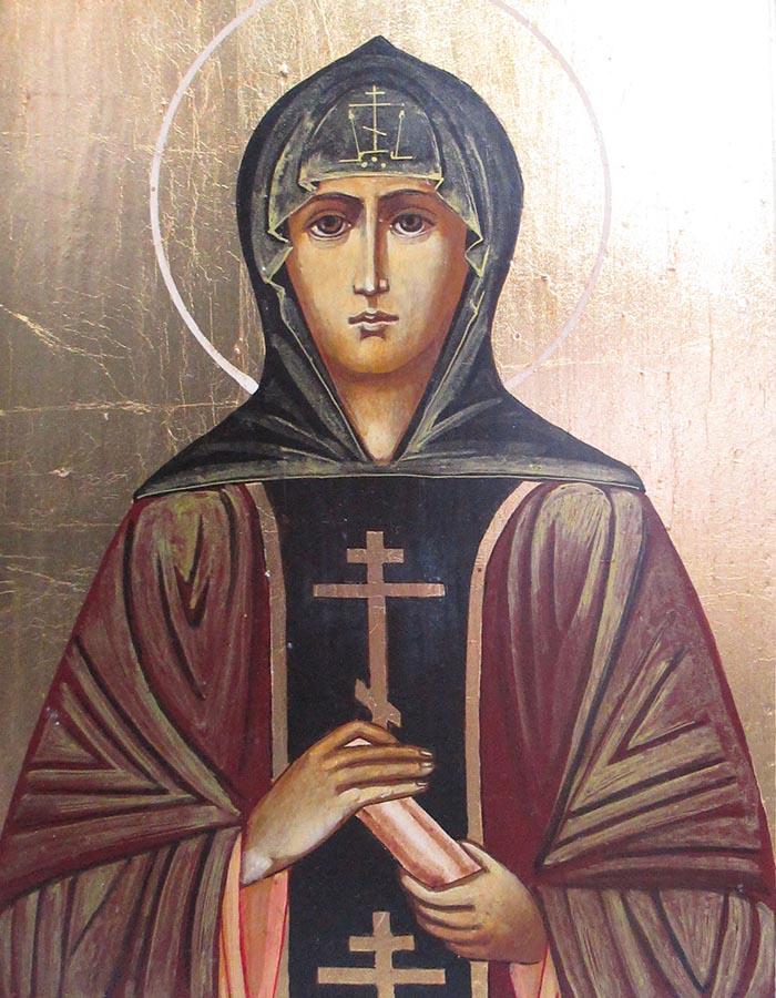 Молитвы преподобной княгине Анне Кашинской