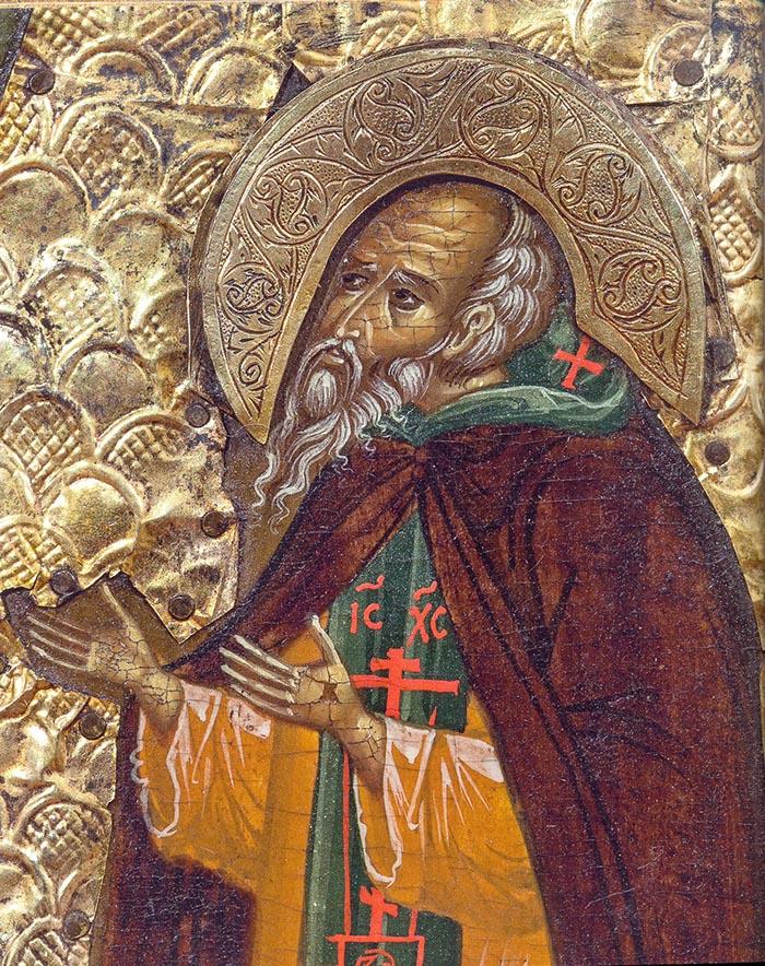 Молитвы преподобному Антонию Сийскому