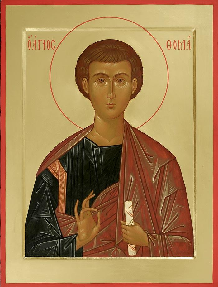 Молитвы святому апостолу Фоме