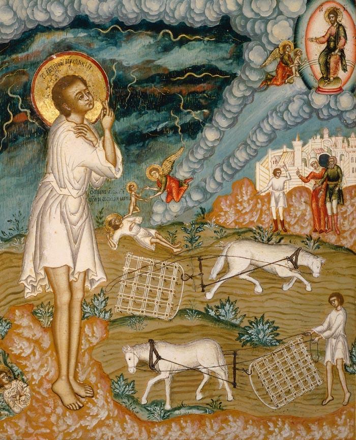 Молитвы святому праведному Артемию Веркольскому