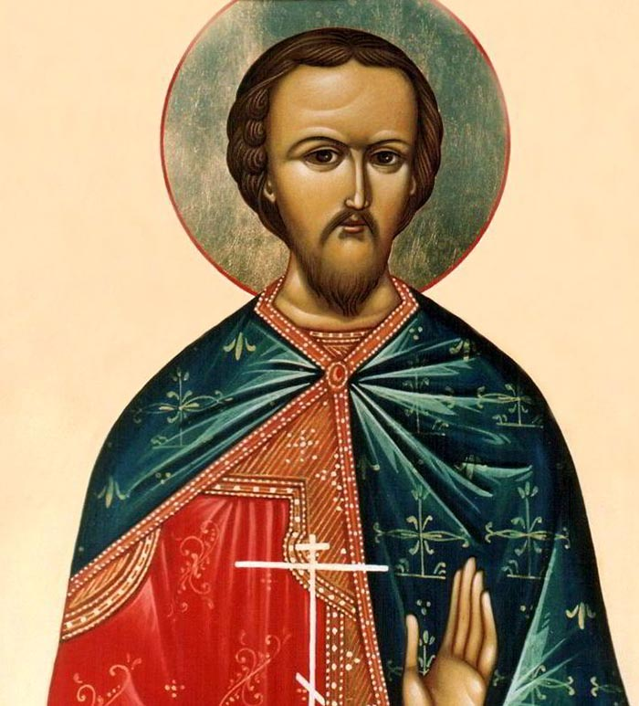 Молитвы святому блаженному Иоанну Власатому