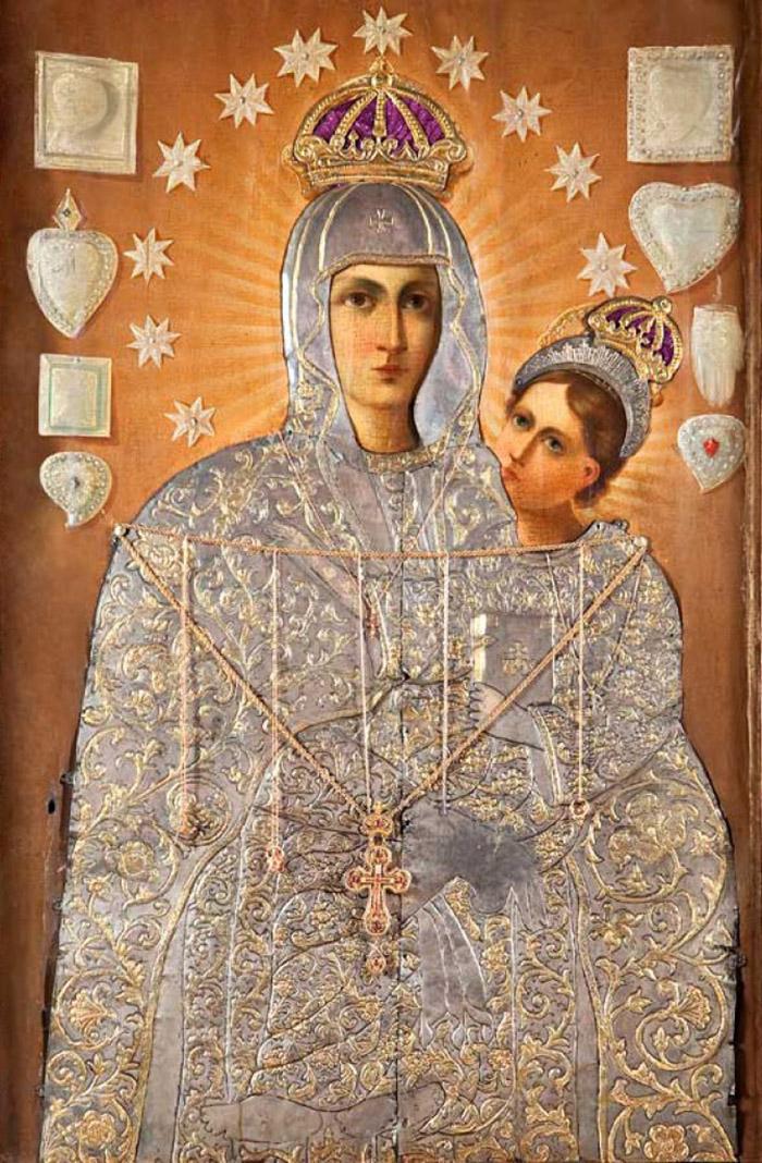 Акафист иконе Пресвятой Богородицы Барская