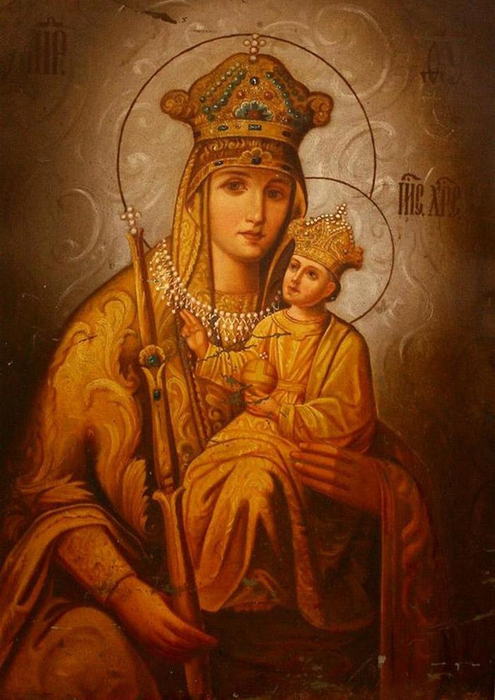 Акафист иконе Пресвятой Богородицы Белыничская