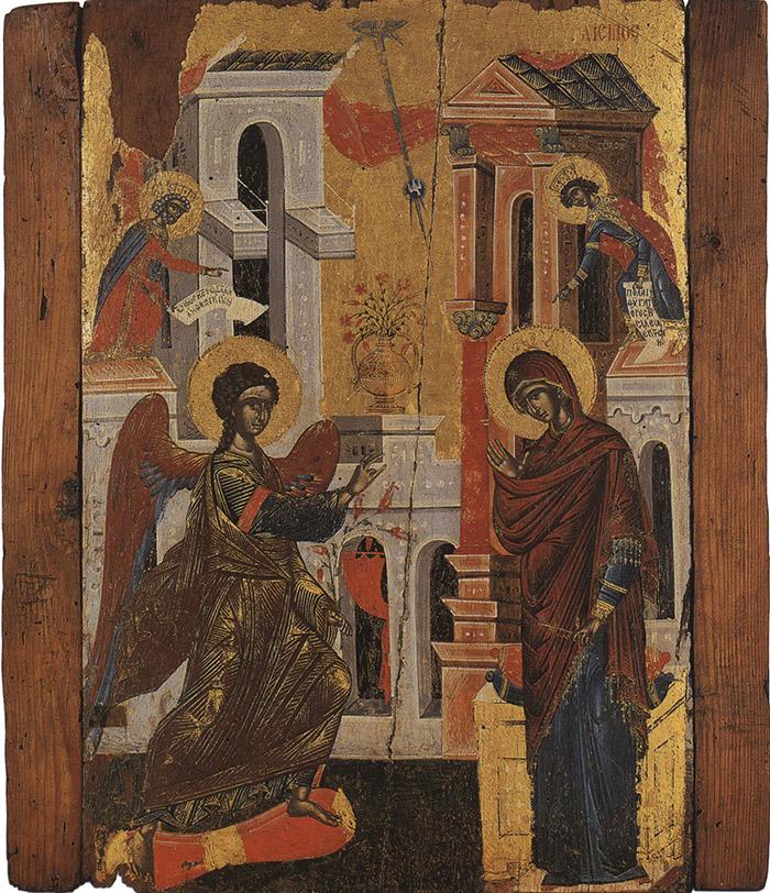 Акафист иконе Пресвятой Богородицы Тиносская