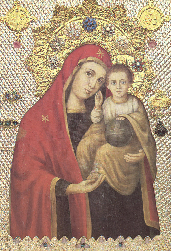 Акафист иконе Пресвятой Богородицы Боянская