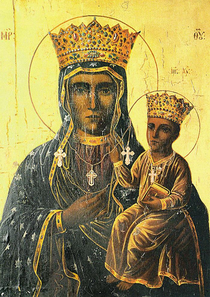 Акафист иконе Пресвятой Богородицы Браиловская