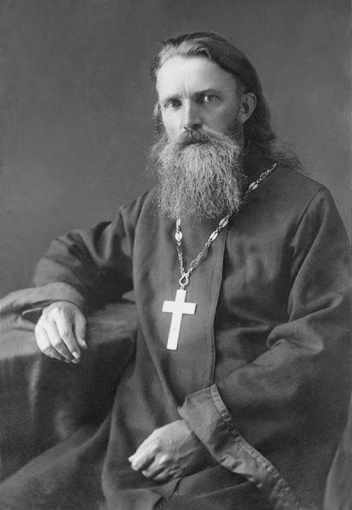 Акафист священномученику Cергию Дрездненскому