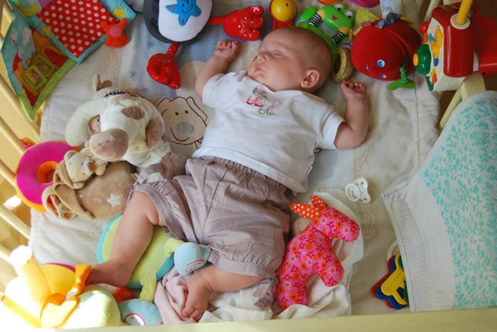 Молитва при нарушении сна у младенцев