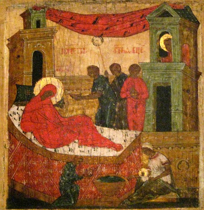 Молитвы Рождеству Пресвятой Богородицы