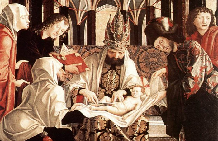 Молитвы в праздник Обрезания Господня