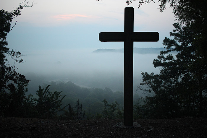 Канон Кресту в Неделю Крестопоклонную