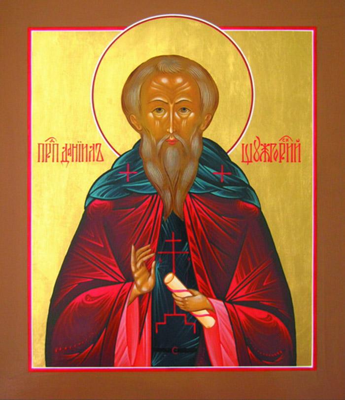 Молитвы преподобному Даниилу Шужгорскому
