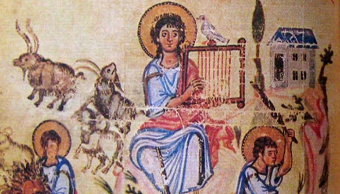 Девять песней Священного Писания Песнь первая (Исх.15:1–19) Песнь пророка Моисея, в Исходе