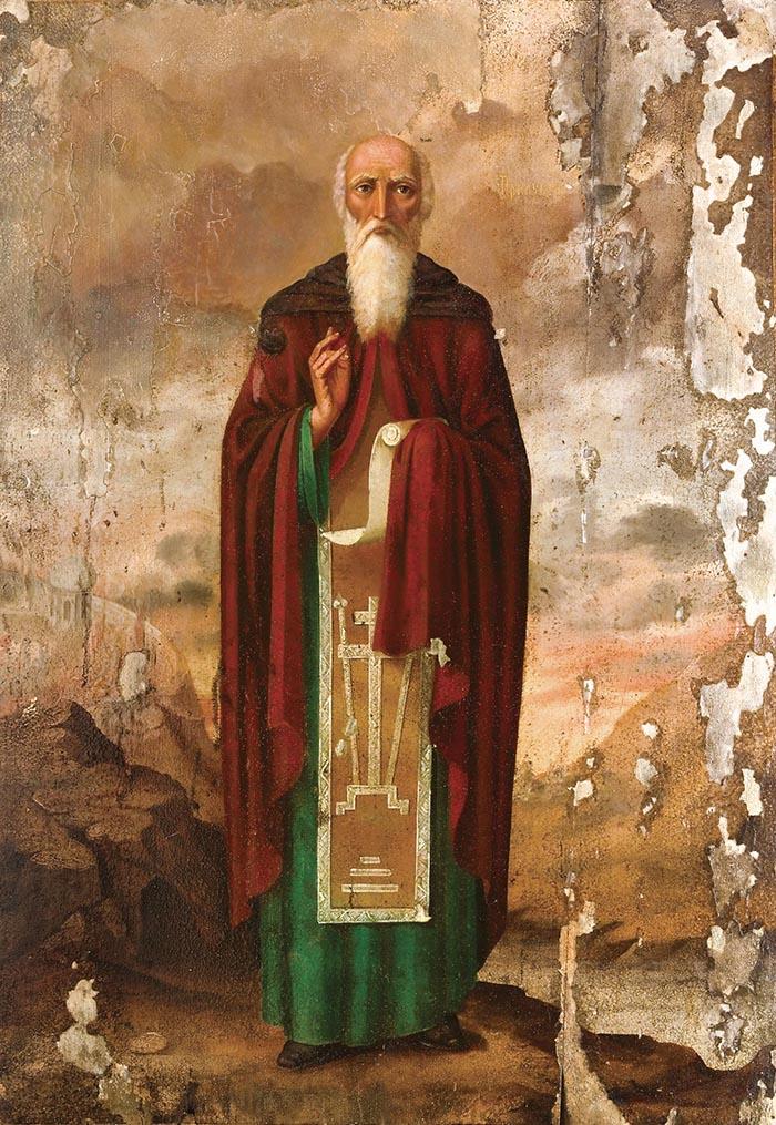 Молитвы преподобному Димитрию Прилуцкому