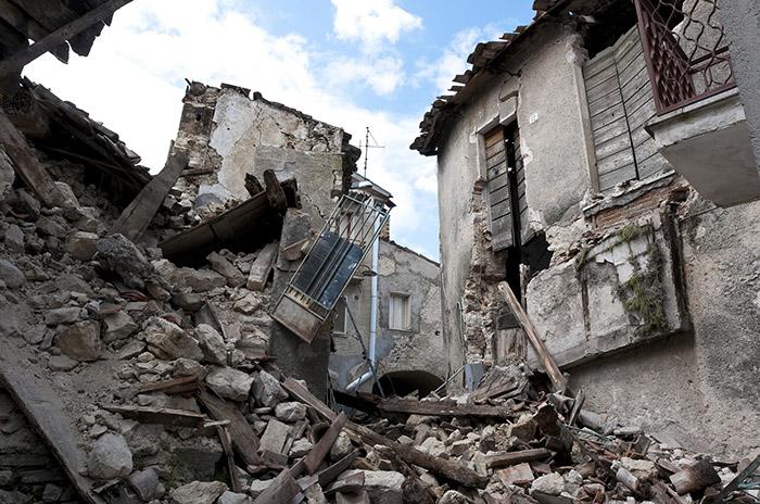 Молитвы во время стихийных бедствий