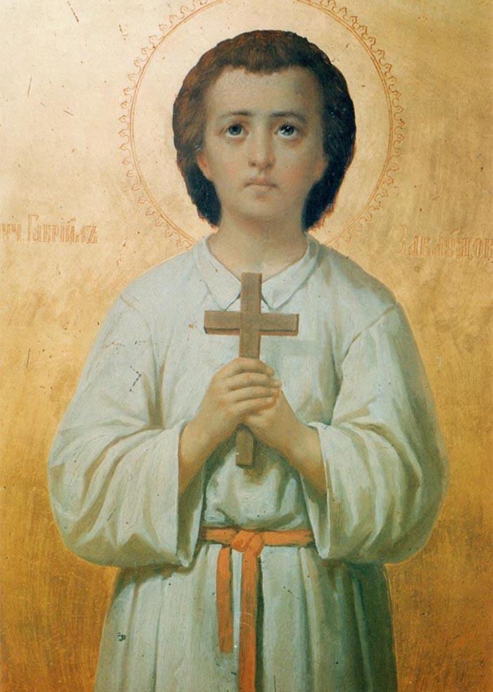 Молитвы святому младенцу мученику Гавриилу Белостокскому