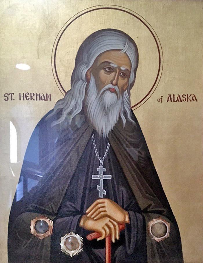 Молитвы преподобному Герману Аляскинскому