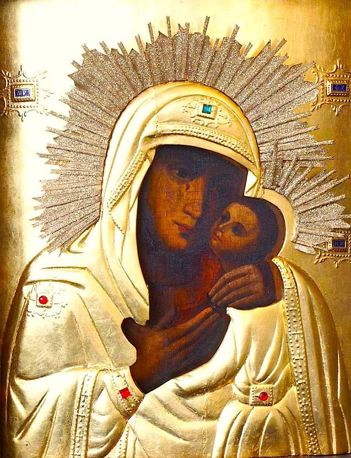 Акафист иконе Пресвятой Богородицы Горбаневская