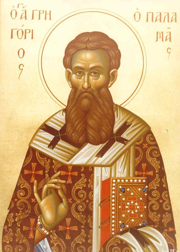 Акафист святителю Григорию Паламе, архиепископу Солунскому