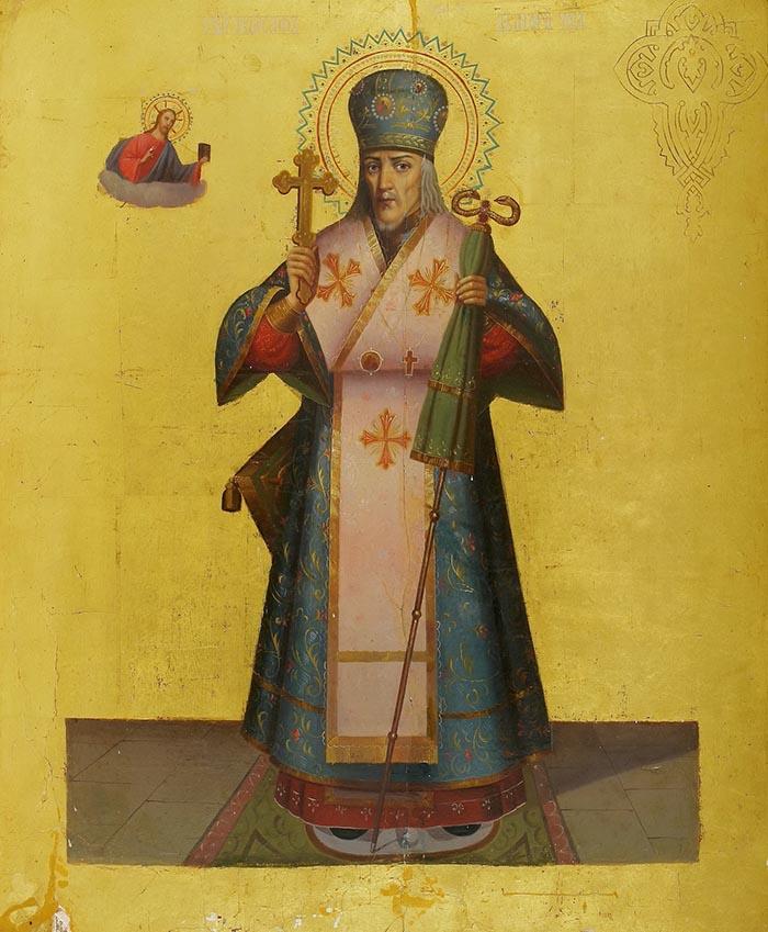 Молитвы святителю Иосафу Белгородскому