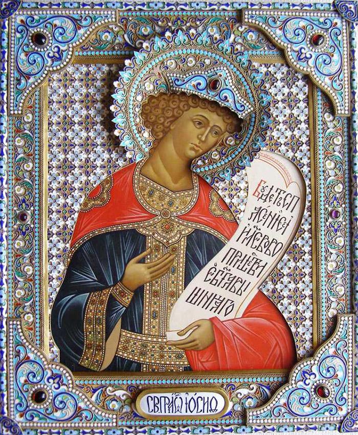 Молитвы святому праведному Иосифу Прекрасному