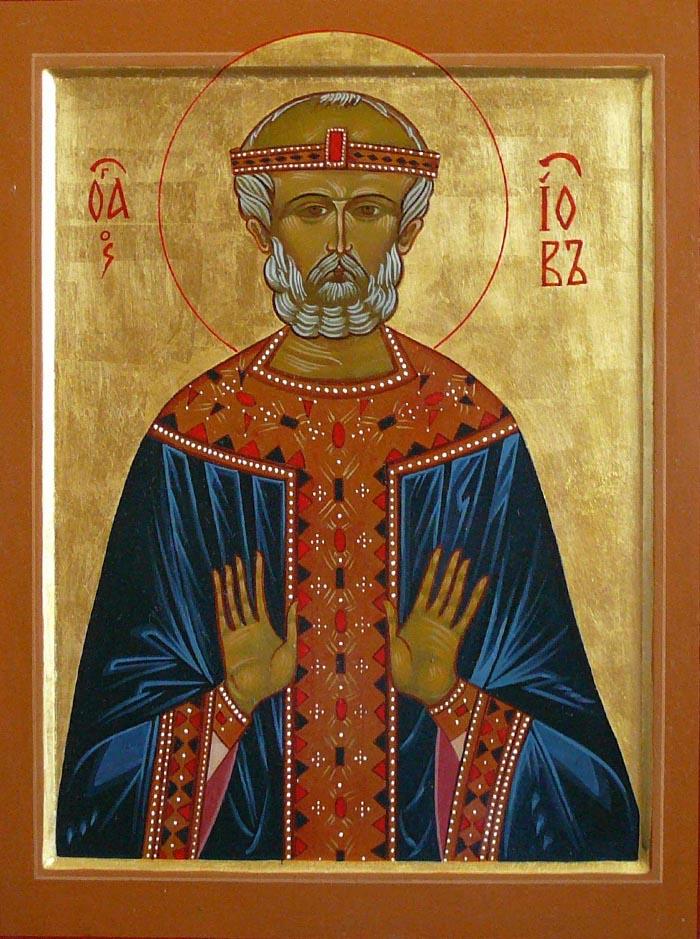 Молитвы святому праведному Иову Многострадальному