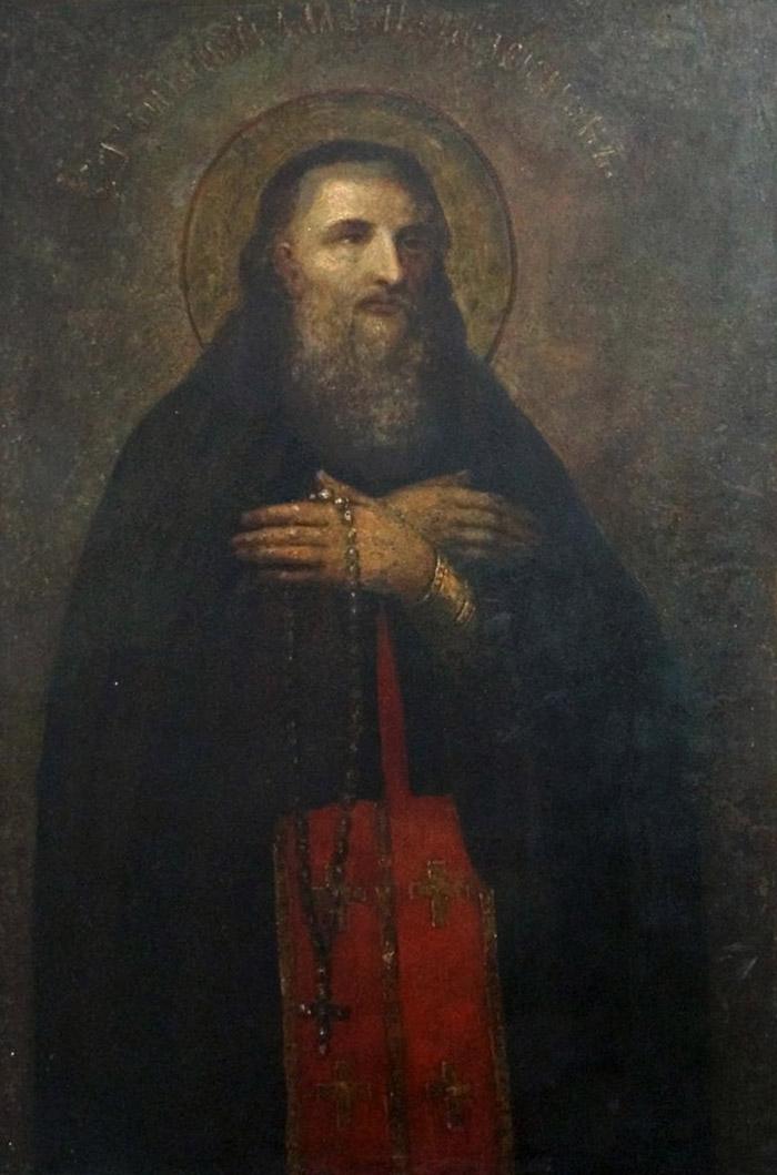 Молитвы преподобному Ипатию Печерскому