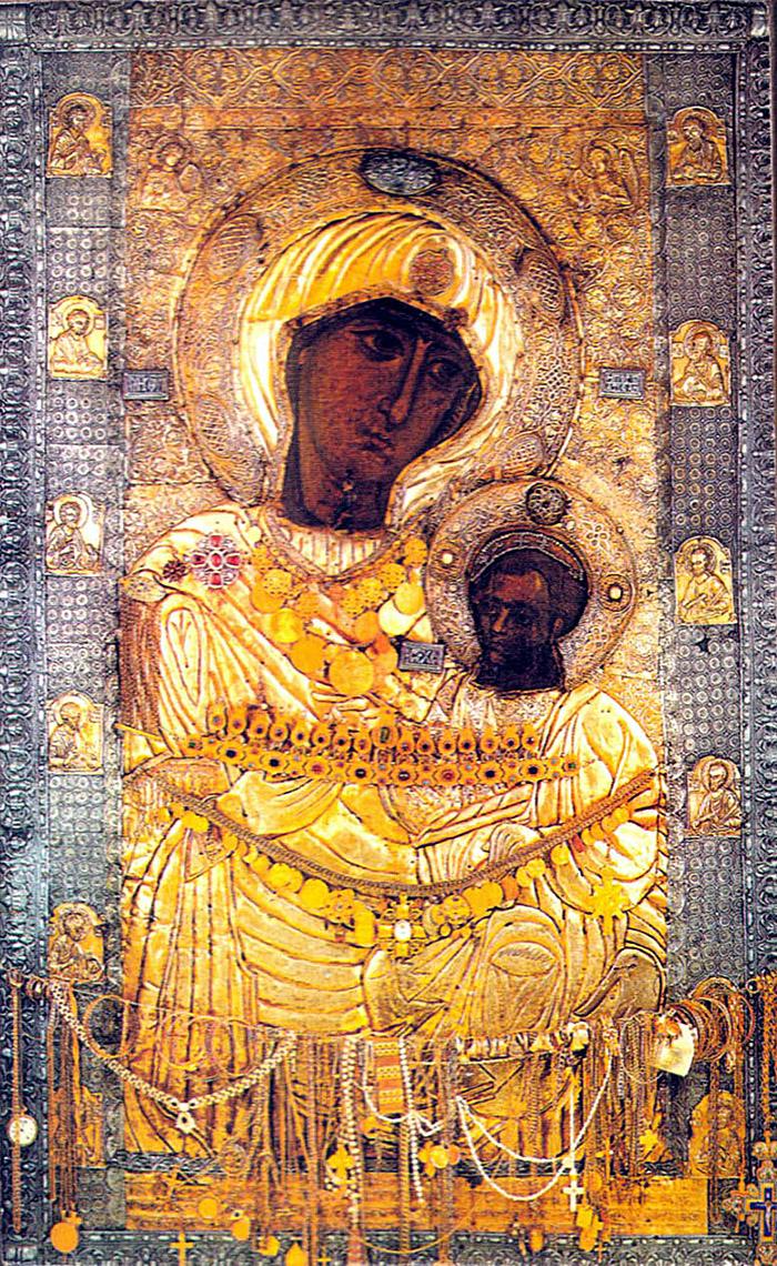 Акафист иконе Пресвятой Богородицы Иверская
