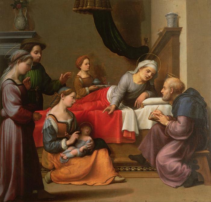 Молитвы Рождеству Иоанна Крестителя