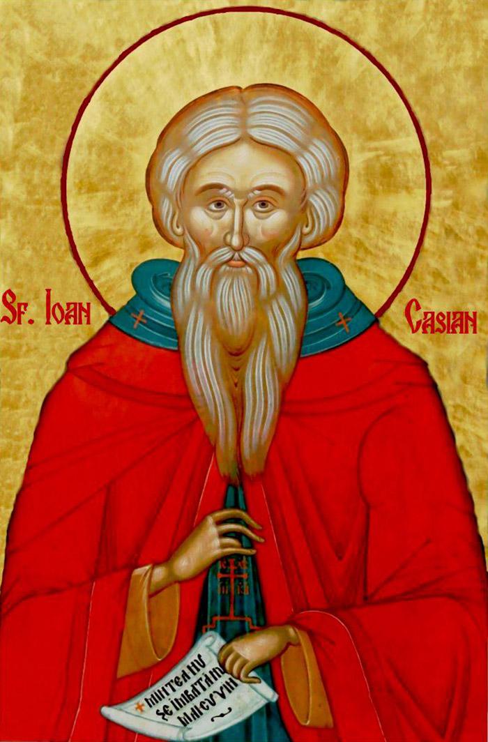Молитвы преподобному Кассиану Римлянину