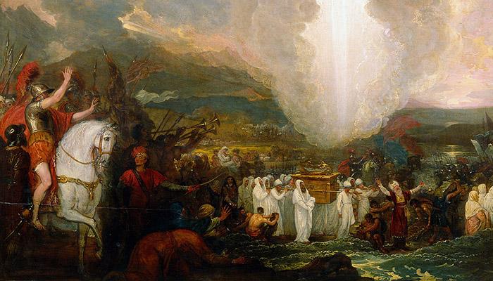 Книга Иисуса Навина Глава 5 (Нав.5)