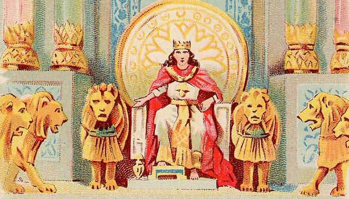 Книга премудрости Соломона Глава 18 (Прем.18)