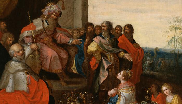 Книга притчей Соломоновых Глава 17 (Притч.17)