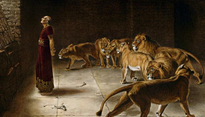 Книга пророка Даниила Глава 5 (Дан.5)