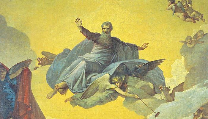 Книга пророка Иезекииля Глава 6 (Иез.6)