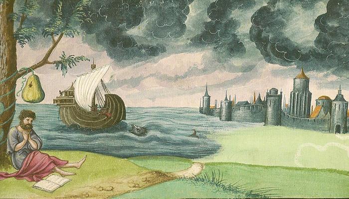 Книга пророка Ионы Глава 1 (Ион.1)