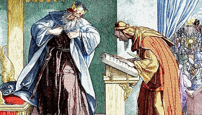 Книга пророка Софонии Глава 3 (Соф.3)