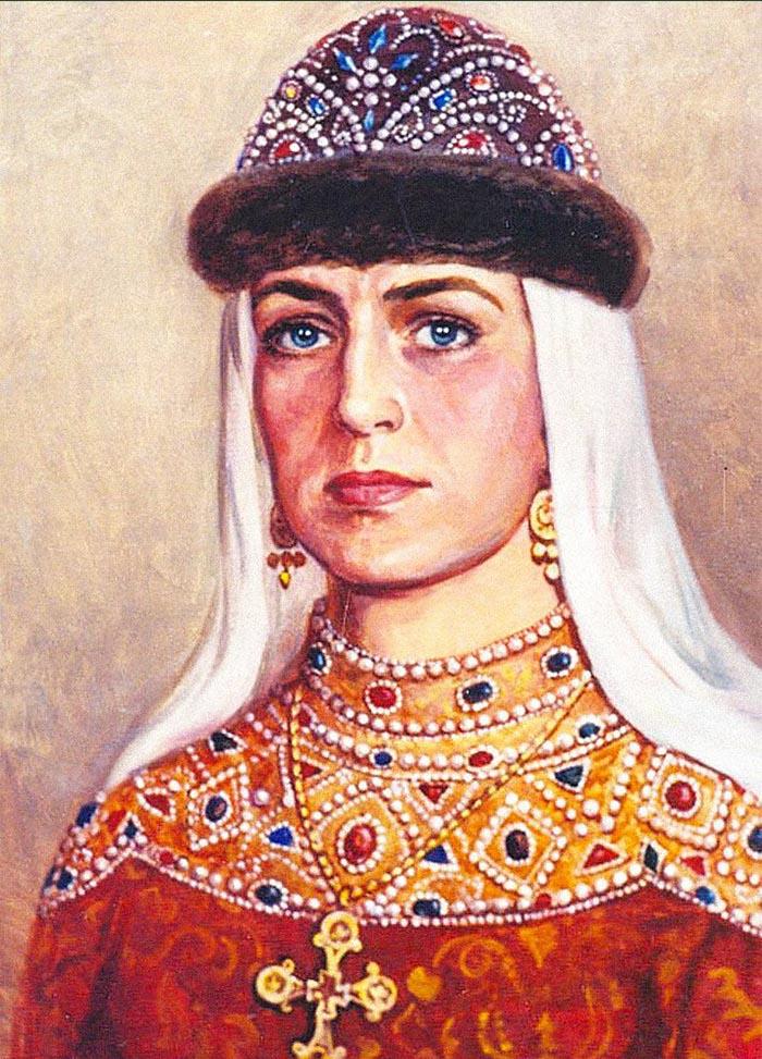 Молитвы святой равноапостольной княгине Ольге