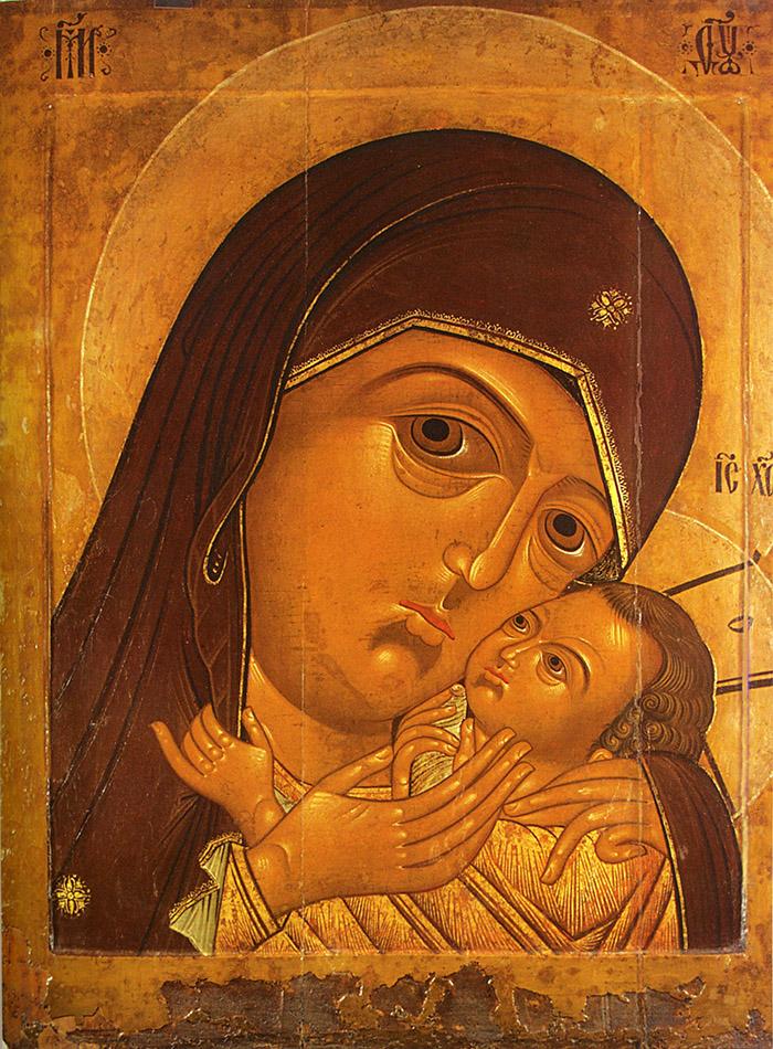 Акафист иконе Пресвятой Богородицы Корсунская Ефесская