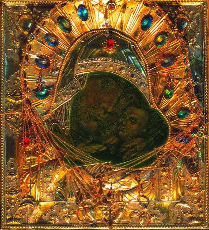 Акафист иконе Пресвятой Богородицы Корсунская Прозренная (Шпилевская)
