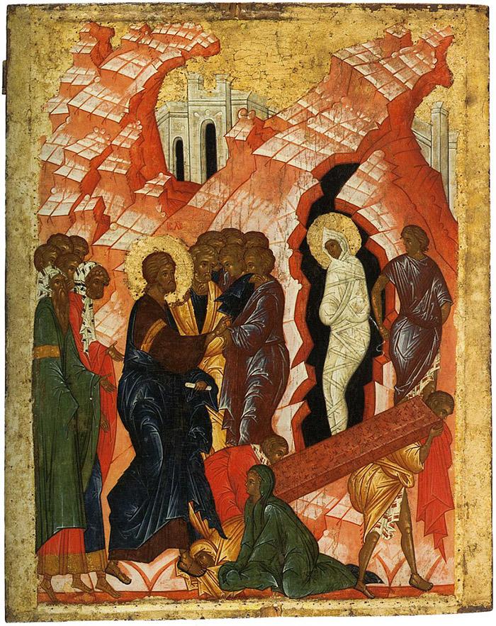 Молитвы Лазареву Воскрешению