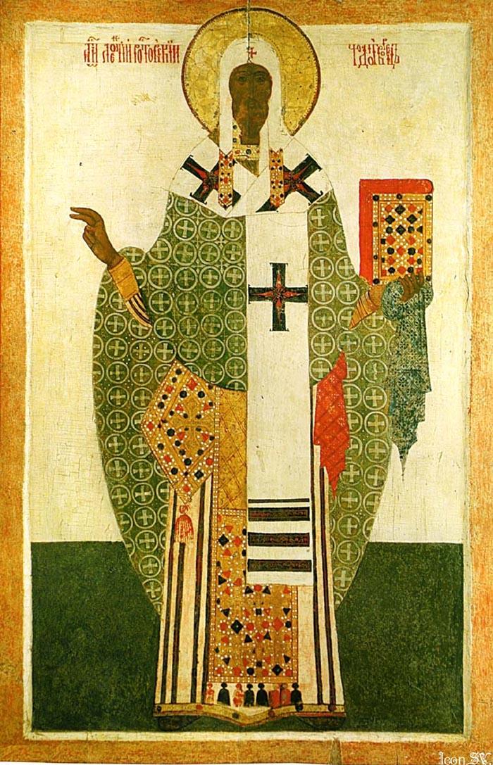 Молитвы святому Леонтию, епископу Ростовскому