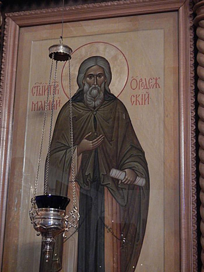 Молитвы преподобному Макарию Оредежскому