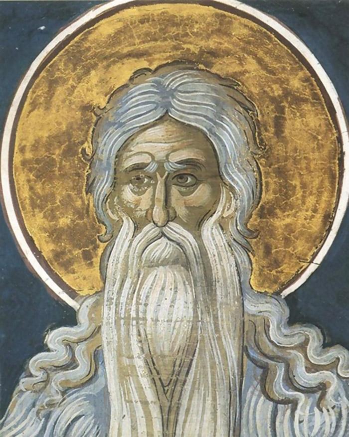 Молитвы преподобному Макарию Великому