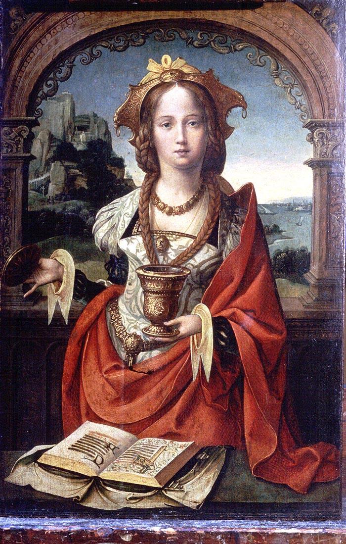 Молитвы святой равноапостольной Марии Магдалине